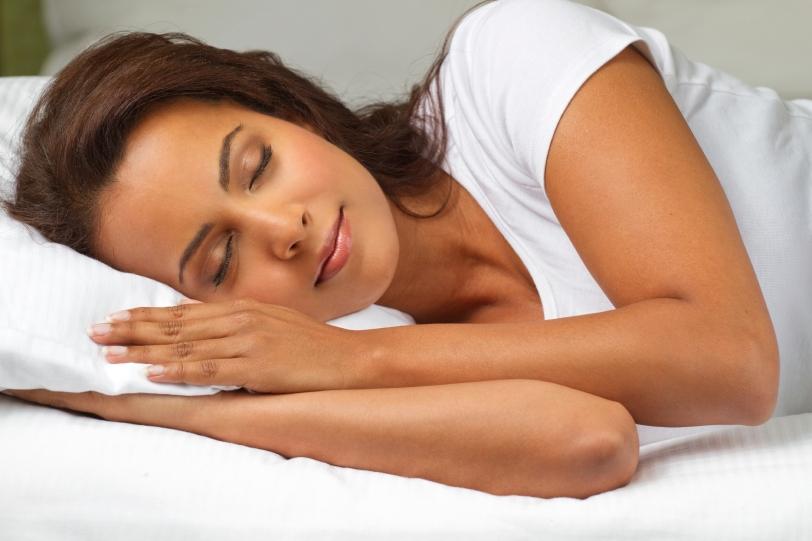 Sleep_woman